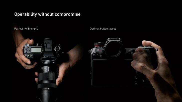 파나소닉 Panasonic 풀프레임 미러리스 LUMIX S 시리즈 발표