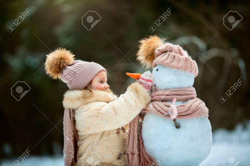 눈사람 겨울
