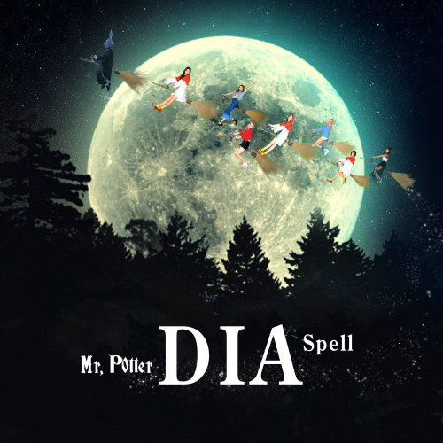 DIA – Mr. Potter Lyrics [English, Romanization]