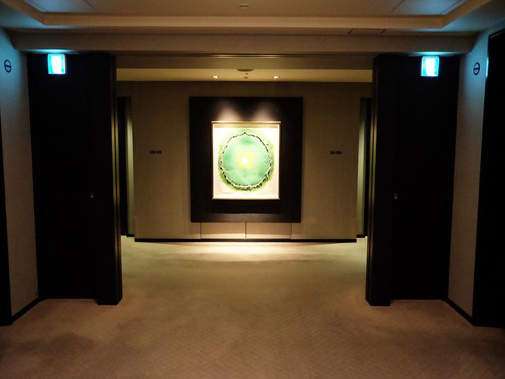 오사카 하얏트리젠시 클럽디럭스 킹룸