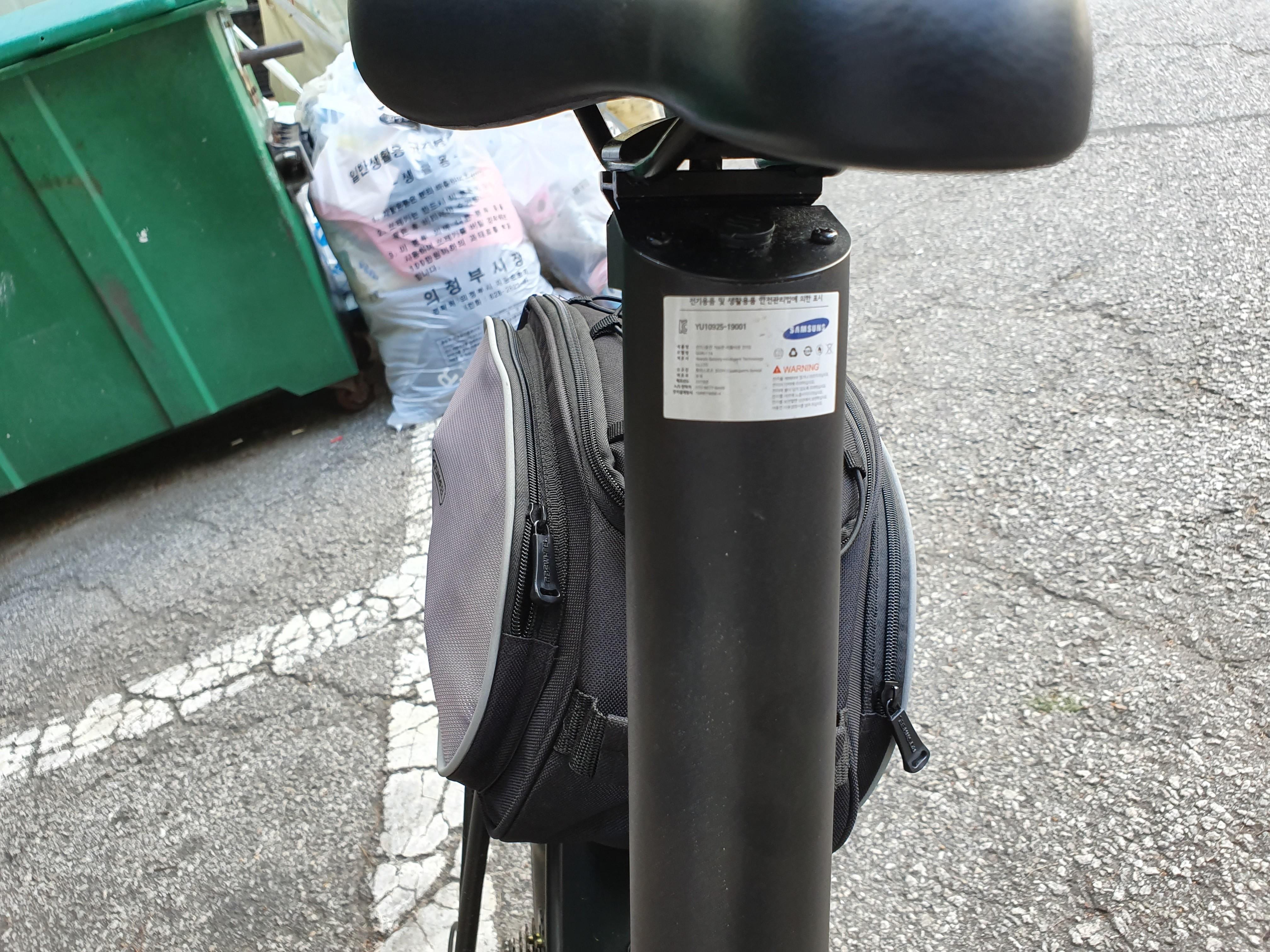 가성비 전기자전거 퀄리 Q3 라이딩 후기 18