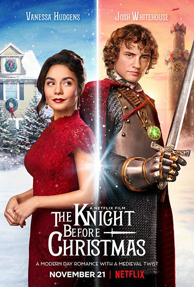 넷플릭스 영화 크리스마스에 기사가 올까요? 리뷰 (c) NETFLIX