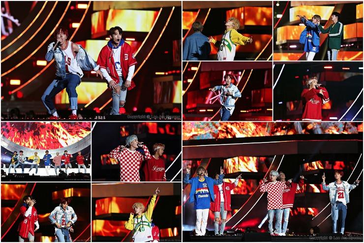 BTS 방탄소년단 라이브