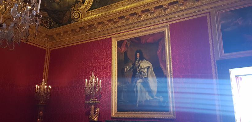 베르사유 궁전 루이 14세 초상화