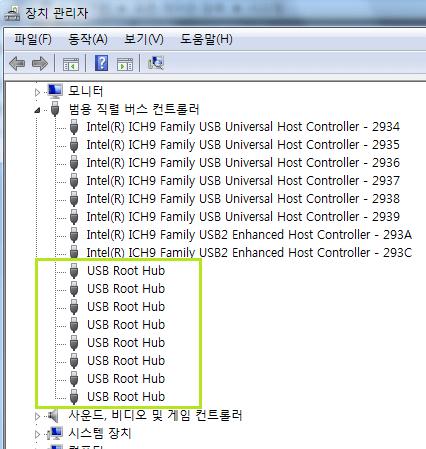 ICH9 FAMILY USB2 ENHANCED HOST CONTROLLER TREIBER