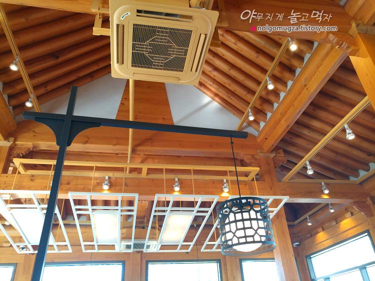 송도 센트럴파크 카페 할리스 커피 4