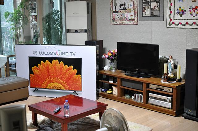 UHD TV 대우루컴즈 T6502