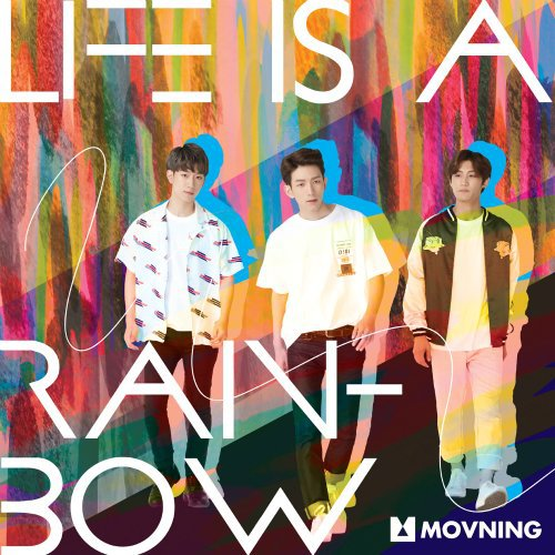 MOVNING – You are a Rainbow Lyrics [English, Romanization]