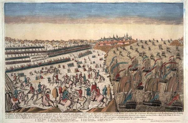 The-Siege-of-Yorktown