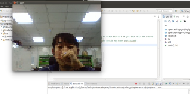 Becoming Phill) Nvcamerasrc opencv