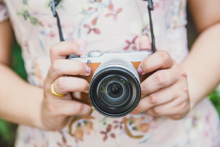 스마트폰 사용자가 카메라를 사용하면 첫 번째 난관 반셔터!