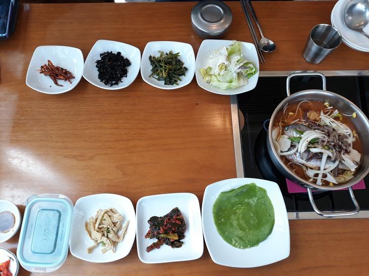 [동탄맛집]순천회관 - 남도음식의 명가