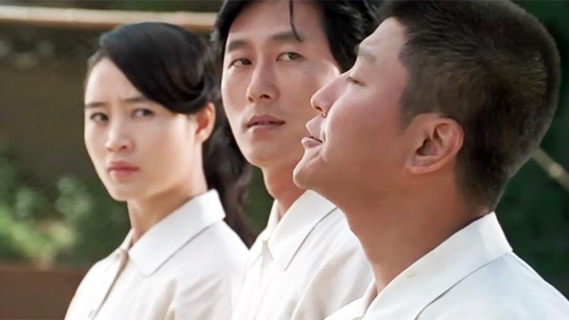 사진: 한국 야구의 시작 김혜수, 김주혁, 송강호