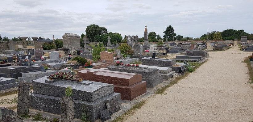 고흐마을 오베르 쉬르 우아즈 - 고흐 무덤