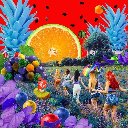 Red Velvet – Red Flavor Lyrics [English, Romanization]