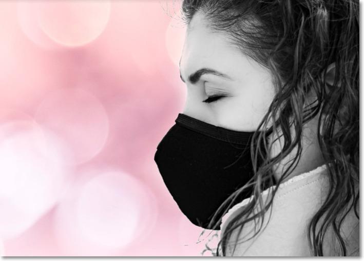 마른 기침 원인과 해결방법