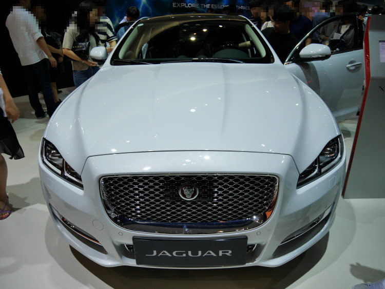 2018 부산국제모터쇼 재규어 Jaguar Motor show
