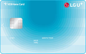 U+Family(유플러스 패밀리) 하나카드