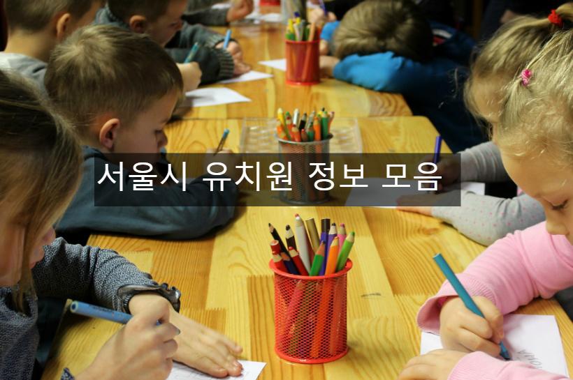 유치원정보