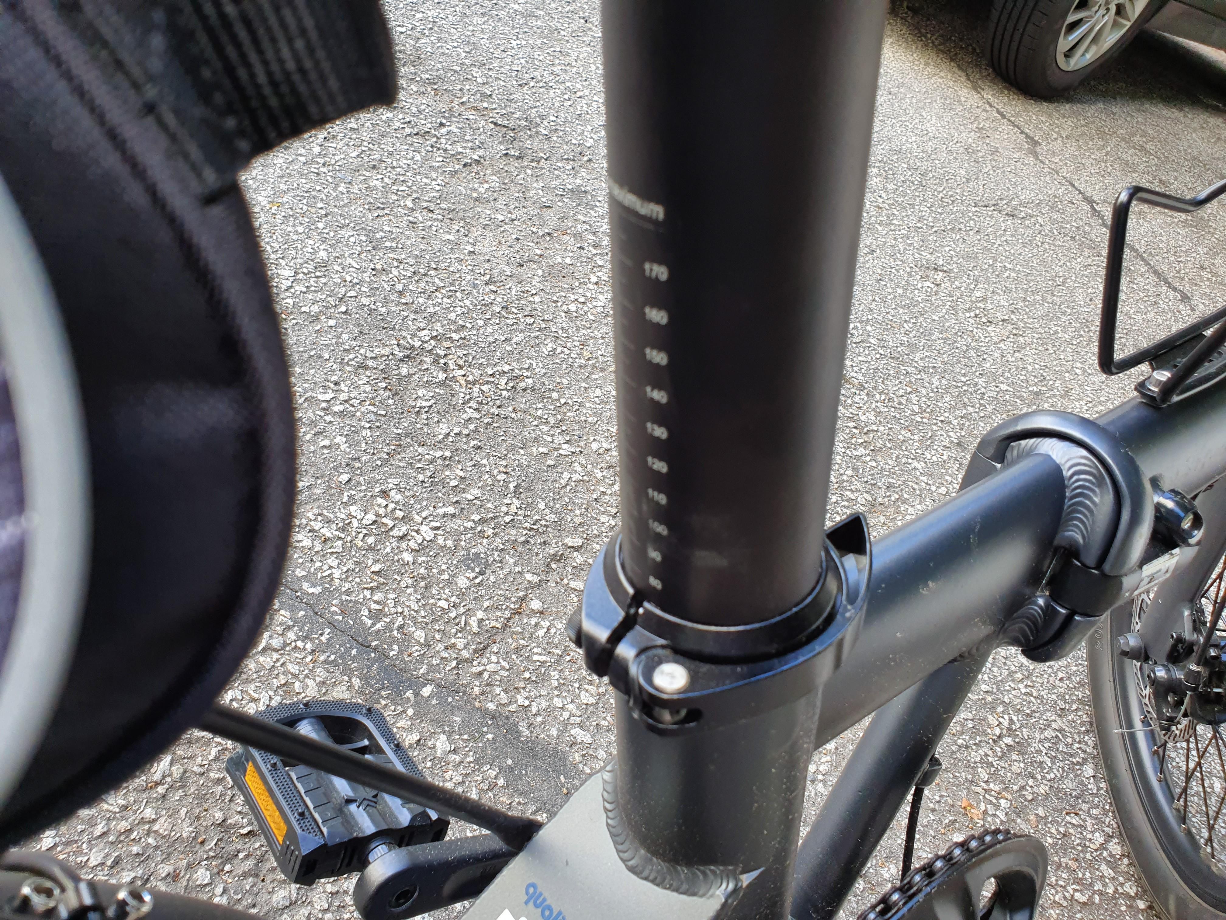 가성비 전기자전거 퀄리 Q3 라이딩 후기 19