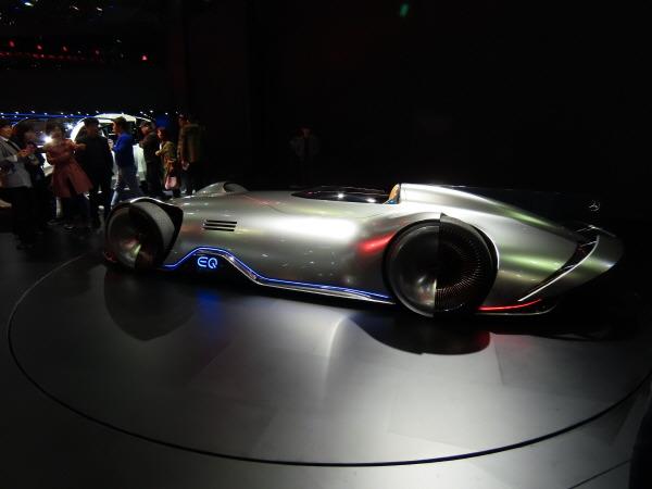 벤츠 미래 자동차