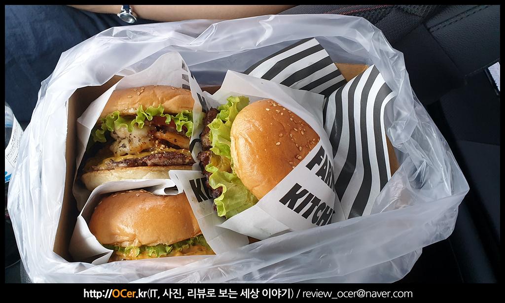 양양 맛집, 양양 여행, 동해 여행, 양양 파머스키친, 햄버거 맛집, 수제햄버거, 아보카도버거, 더블치즈버거