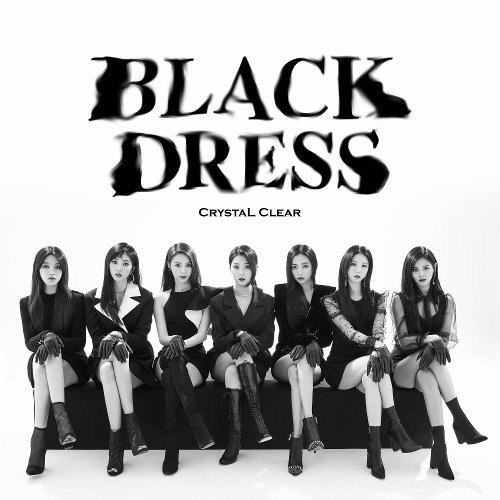 CLC - BLACK DRESS Lyrics [English, Romanization]