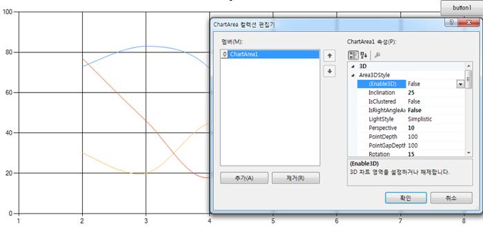 프로그래밍 씨샵 ms 차트 chart