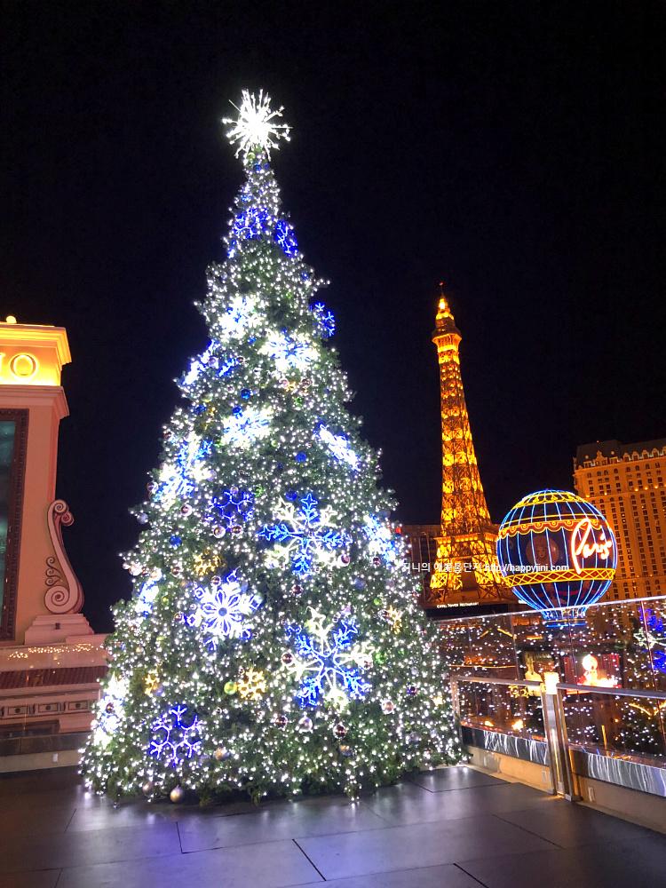 라스베이거스의 크리스마스~! [라스베가스 여행 ㅣ 코스모폴리탄 호텔 ㅣ 에델 엠 초콜릿공장]2