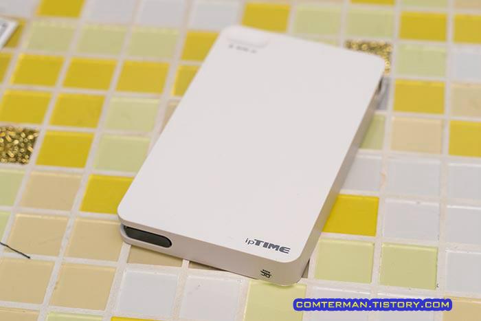 iptime HDD3225 외형
