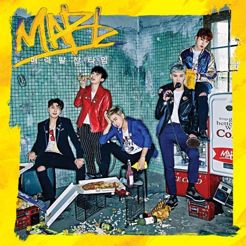MAP6 – Swagger Time Lyrics [English, Romanization]