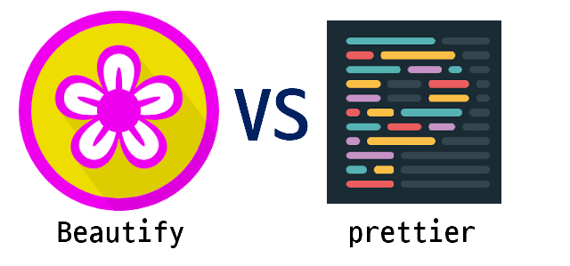 Beautify vs Prettier