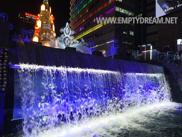 서울 크리스마스 페스티벌, 청계천 빛 축제