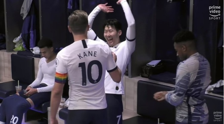 [prime video 스포츠] 토트넘 다큐 : All or Nothing : Tottenham Hotspur