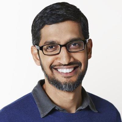 구글의 햄버거 이모티콘 논란을 안드로이드 버거로 막은 Sundar Pichai 순다르 피차이 구글 CEO