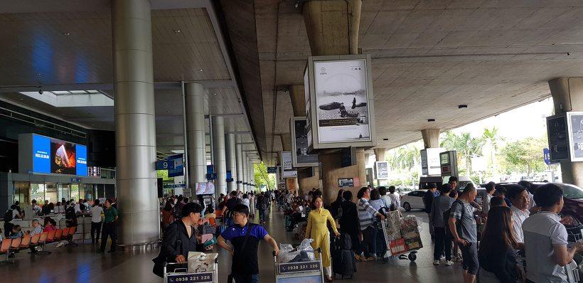 호치민 떤선녓 국제공항