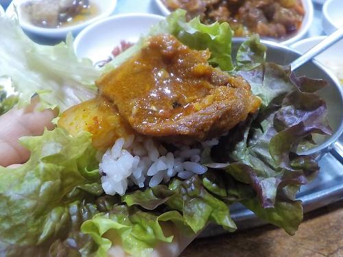 거제도밥집 백반집 3대천왕 중앙식당 두루치기정식