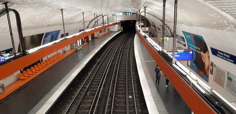프랑스 파리 지하철