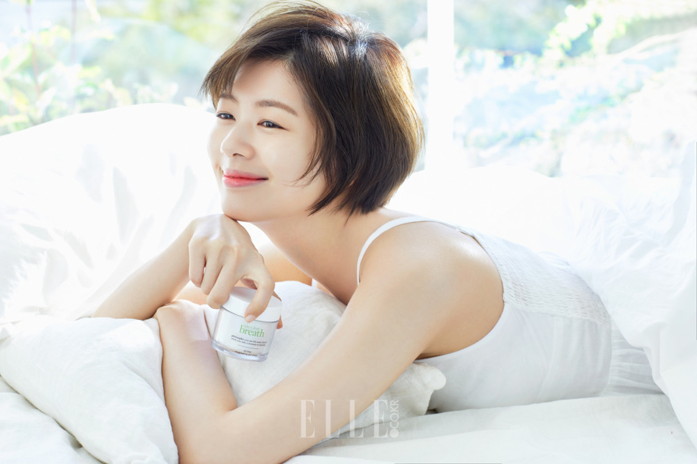 philosophy x ELLE  정소민