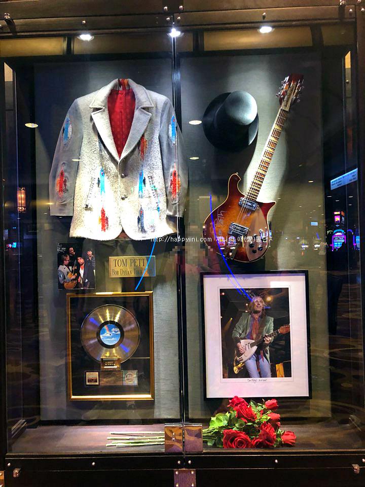 라스베이거스 하드락 호텔 [곧 버진 호텔로 바뀔 Hard Rock Hotel & Casino/ 라스베이거스 여행] 톰 페티