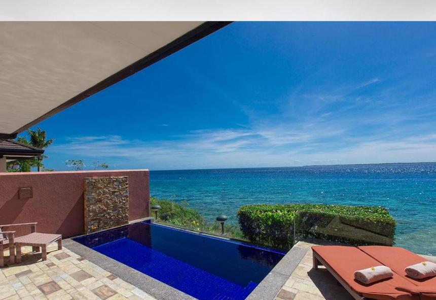 크림슨 리조트 오션 프런트 프라이빗 풀 빌라 (Ocean Front Private Pool Villa)