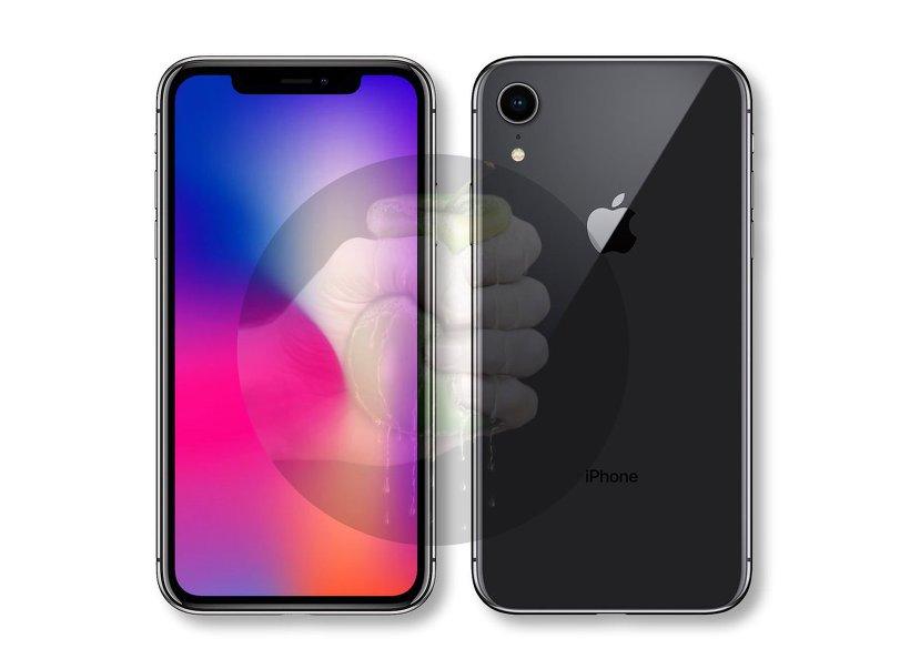 iPhoneX 차기작 6.1인치 LCD버전 렌더링