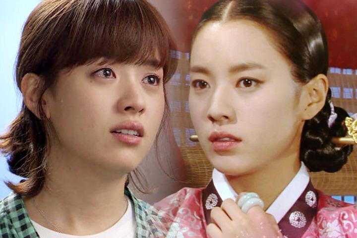 고준희 꺾고 2003년 미스 빙그레 선발대회 1위 수상한 배우