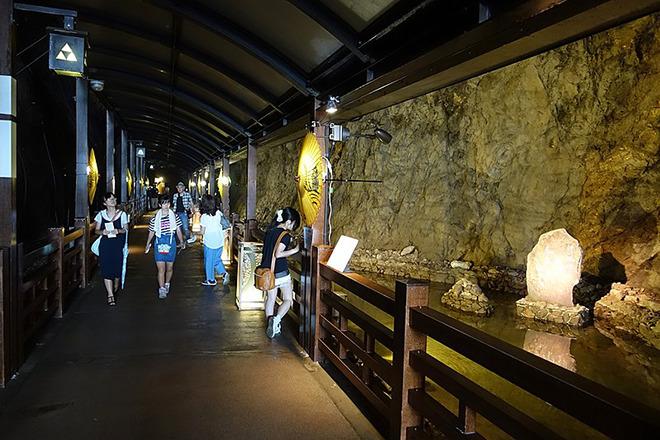 에노시마 이와야 동굴