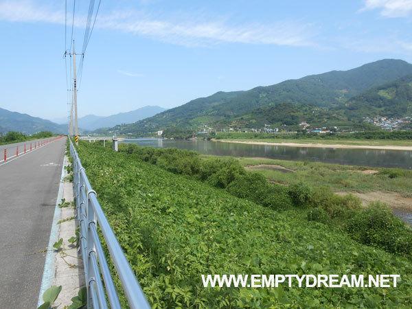 섬진강 자전거길: 매화마을 - 사성암 - 구례구역