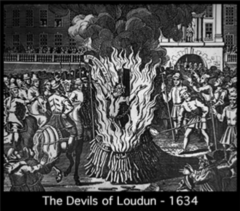 The Devils of Loudun 1634