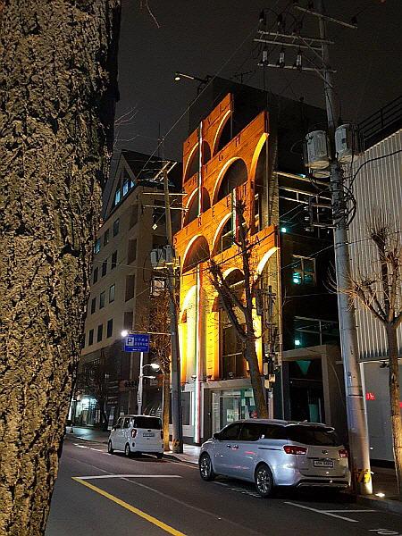 서울 신사동 가로수길