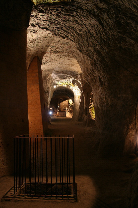 Orvieto Underground City