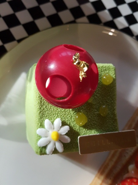 루시 케이크