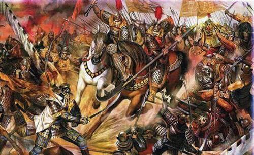 명나라 군대 벽제관전투